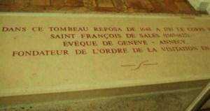 1er-tombeau-de-St-françois-de-sales